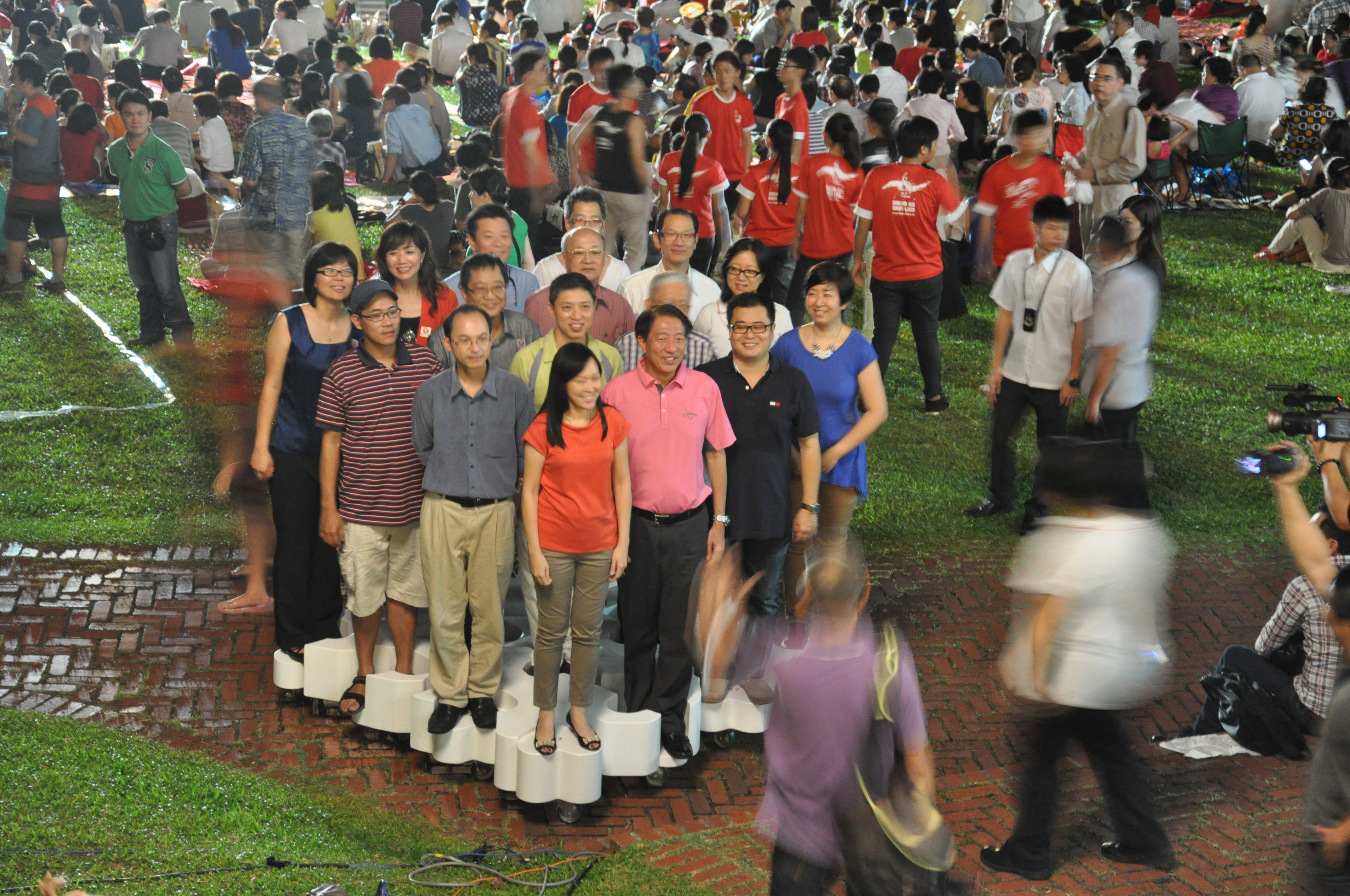 One Cubic 2013 - teo chee hean