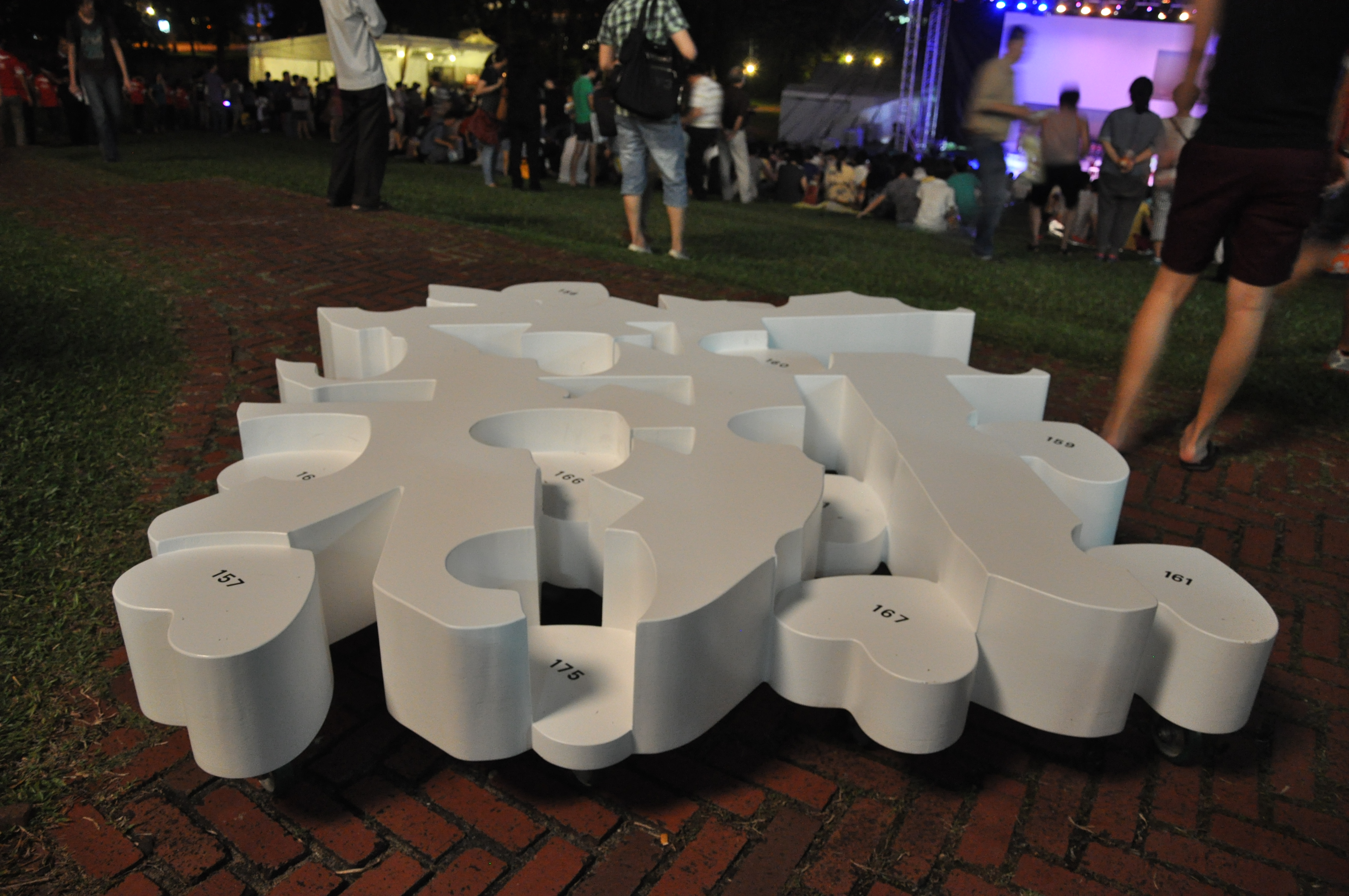 One Cubic 2013